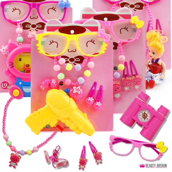 Girls Jewellery Sets with Toy and Fashion Accessory