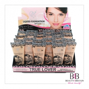 24 Liquid Foundation True Lover
