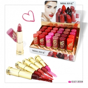 24 Luxury Lipstick Set 12 Colours