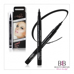 12 Smooth Liquid Luxury Black EyeLiner