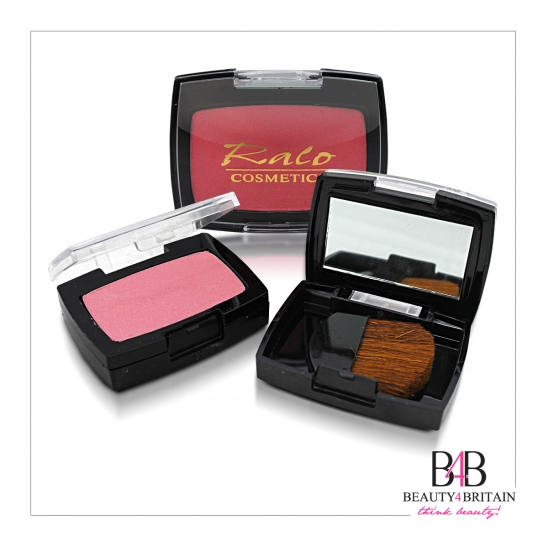 12 Blush Blusher with Mirror Ralo