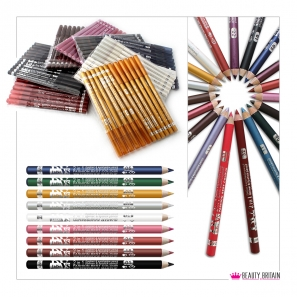 12 EyeLiner LipLiner Pencils Davis (Different Colours)