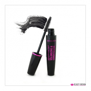 City Color Volumizing & Conditioning Black Mascara