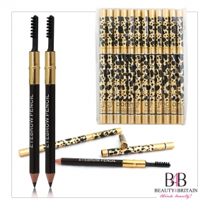 12 Eyebrow Pencil Set