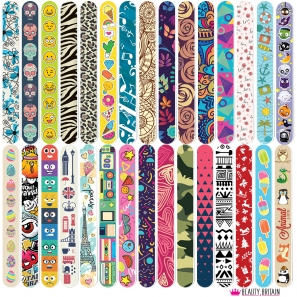 23 Nail Files (23 Different Designs)