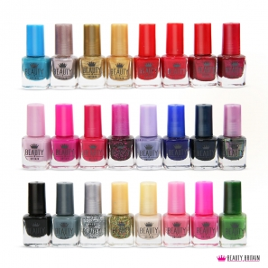 24 Nail Polish Set Splash 5 ML 2 Sets