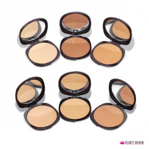 24 Luxury Face Compact Powder Set Mirror
