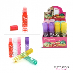 12/24/48 Lip Oil Fruit Gloss Set