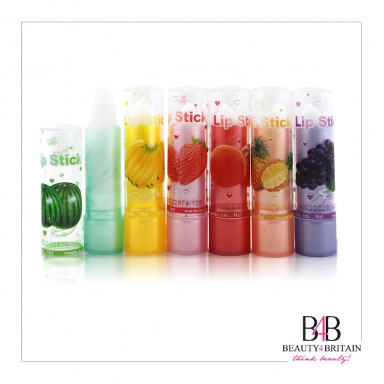 6 Lip Balm Lip Care Set