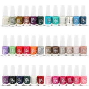 6 Nail Polish 6 Different Colour Sets