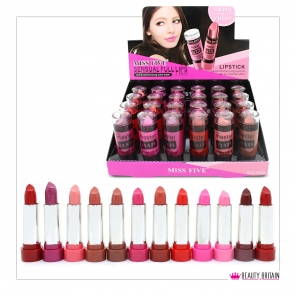 24 Lipstick Set Miss Five Glaze