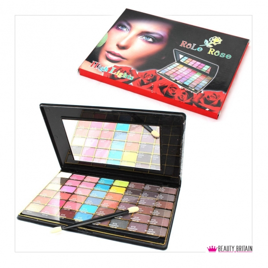 48 Colours Professional Eye Shadow Palette