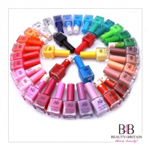 36 Big Nail Polish (20+ Different Colours) Set