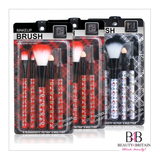 12 Makeup Brushes Sets