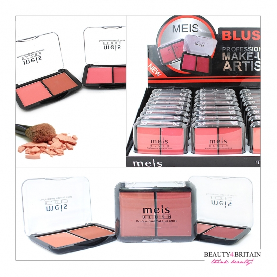 "24 Blush Duo ""Meis"""