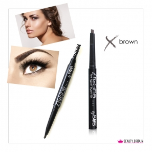 15 Eyebrow Colour Pencil With Brush