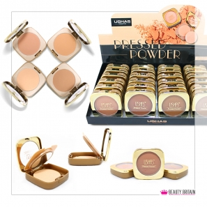 24 Luxury Face Powder Set Mirror Different Shades