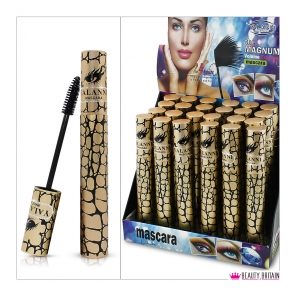 24 Black Mascara Set Volume Express