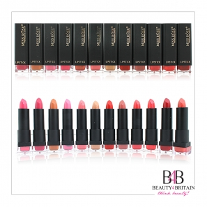 24 Luxury Lipstick 3D Miss Rose