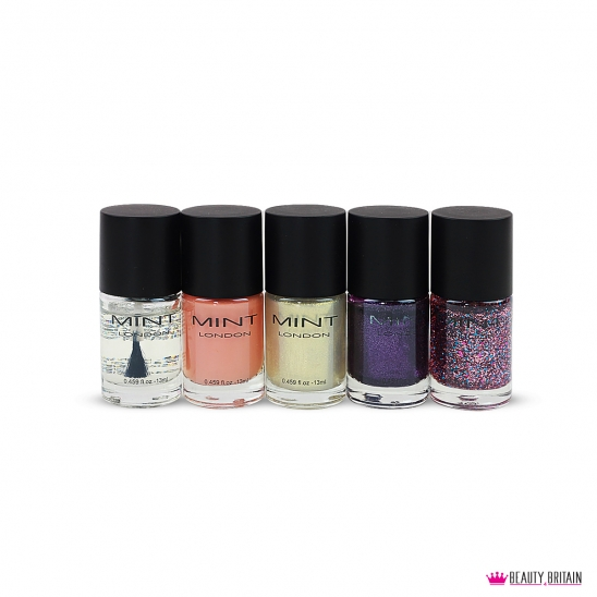 23 LONDON MINT Nail Polish Set