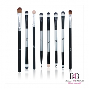 24 Make-up Brushes Assorted