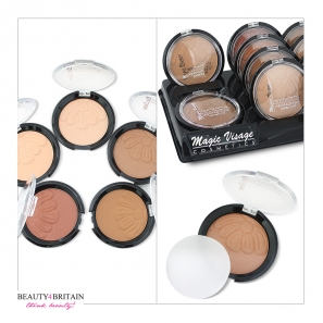 10 Terracotta Hypoalergie Face Powder Set