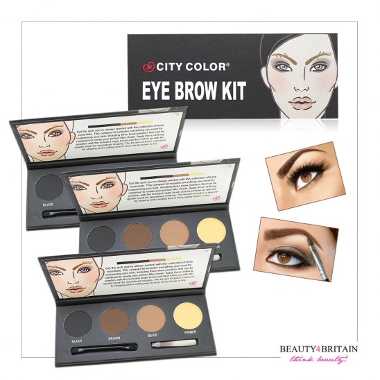Eyebrow Kit City Color