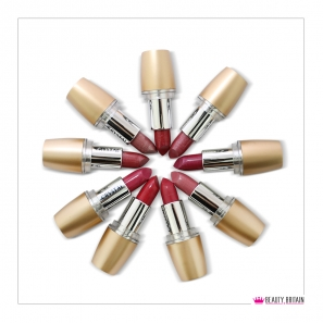 72 Luxury Lipstick Set Crystal
