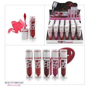 24 Liquid Lip Gloss Lipstick Set