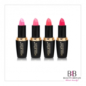 24 Lipstick Luxury Miss Rose (Different Shades)