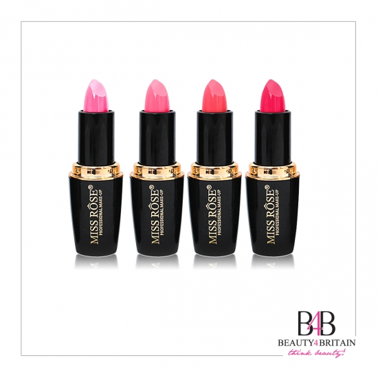 24 Lipstick Luxury Miss Rose (Different Shades) - Click Image to Close