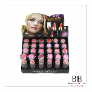 24 Brilliant Smoothing Lipstick 3D Miss Rose