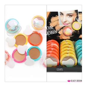 24 Face Powder Set Ushas