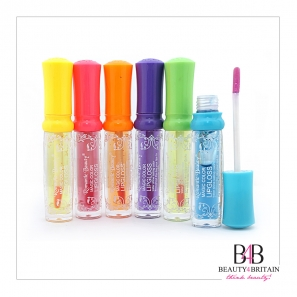 24 Big Lip Gloss Sweet 6 Flavours