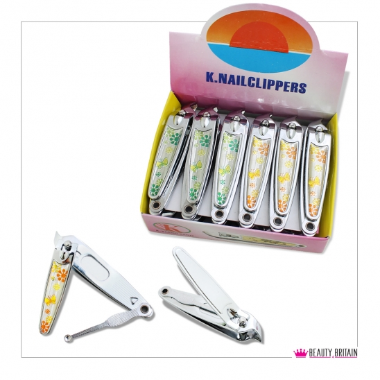 36 Big Nail Clippers With File