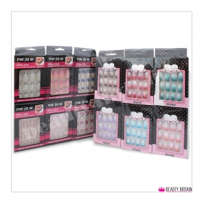 96 Boxes x 12 False Nails