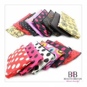 60 Make-up Cosmetic Bags 20 Different Designs