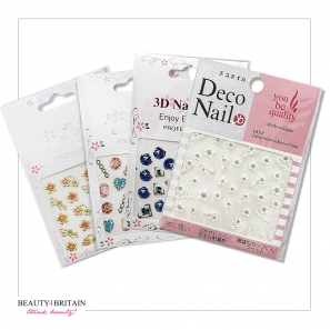 72 Sets Nail Art Sticker