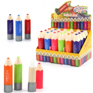 24 Lip Balm Dream Crayons