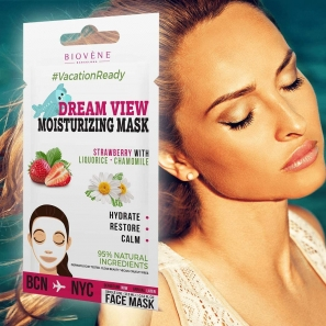 Biovène Dream View, Moisturizing Mask 12.5 ml PACK OF 12