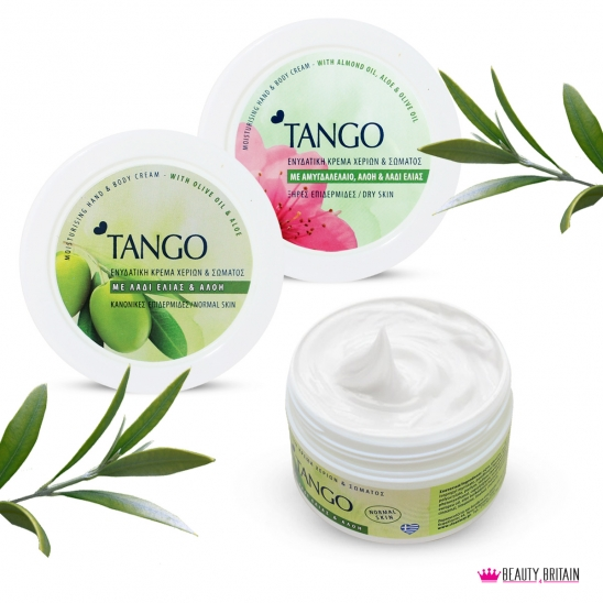 Hand & body cream Tango 250ml