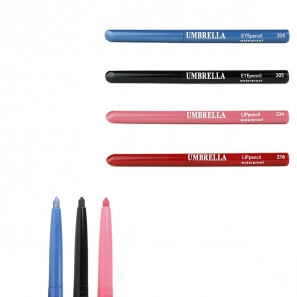 10 EyeLiner Lip Liner Lip Pencil Set