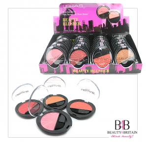 24 Beauty Blusher Set Ushas