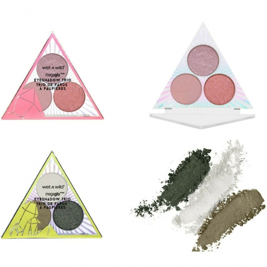 Eyeshadow Trio Wet N Wild Vegan