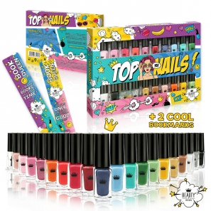 20 Nail Polish Set Top Nails