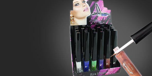 24 Liquid Eye Liner Set